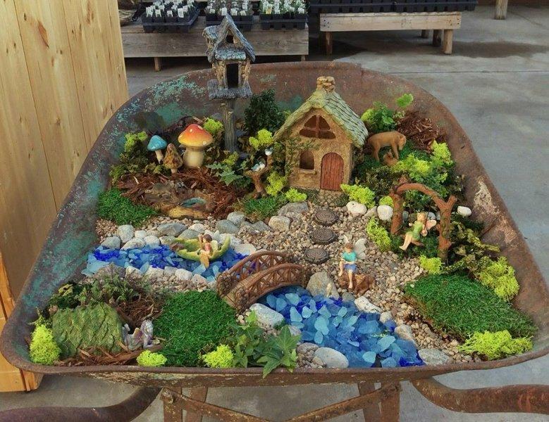 Fairy Garden Greenwood Nursery