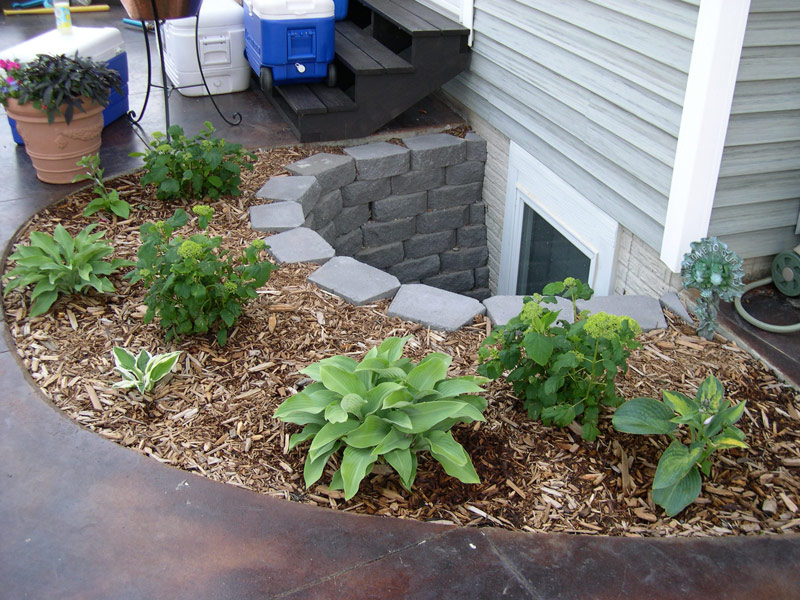 Landscaping Greenwood Nursery