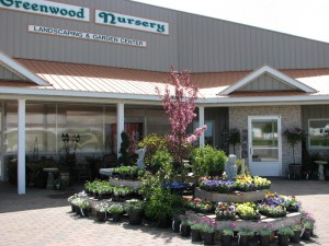 storefront of Greenwood Nursery in Marshall Minnesota